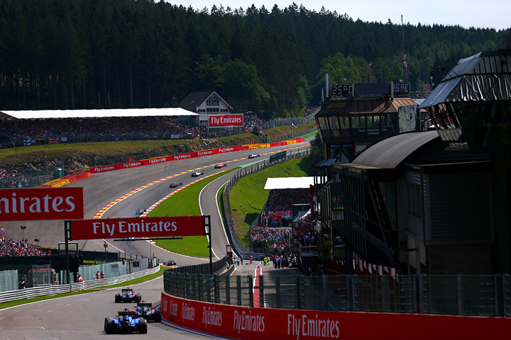 F1 mania 2012 бельгия спа-франкоршам