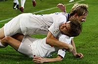 Дмитрий Торбинский, Роман Павлюченко, сборная Голландии, сборная России, Евро-2008