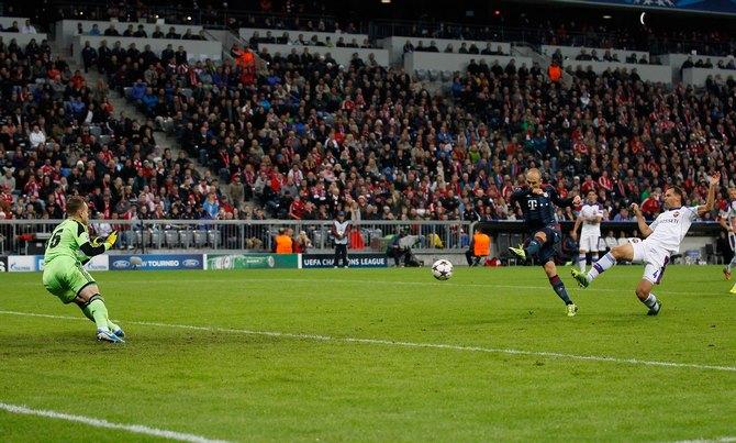 Акинфеев увеличил антирекорд Лиги чемпионов, пропустив в 23-м матче подряд