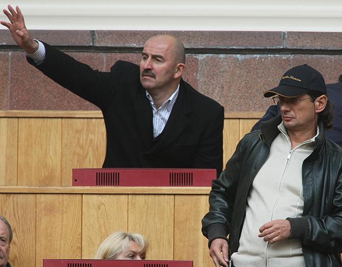 Хронология несостоявшегося перехода Черчесова в «Спартак»
