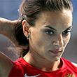 Елена Исинбаева, прыжки с шестом, сборная России жен