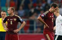 сборная Австрии, сборная России, сборная Швеции, квалификация Евро-2016