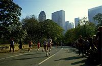 бег, Нью-Йоркский марафон
