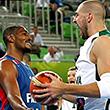 сборная Литвы, сборная Франции, Евробаскет-2013