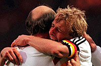 сборная Германии, Юрген Клинсманн, фото, чемпионат Европы