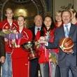 сборная России жен, Сергей Иванов, Евробаскет-2007 жен, Черный, РФБ