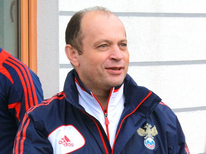 Сергей Прядкин: уровень конкуренции в чемпионате снизился