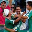 Хулио Гомес, сборная Мексики U-17, ЧМ-2015 U-17, сборная Германии U-17