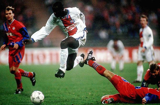 Лига чемпионов 1994 1995 псж милан