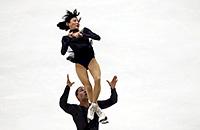 Юко Кавагути, Александр Смирнов, Гран-при, пары, Cup of China