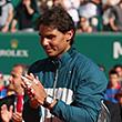 Рафаэль Надаль, Новак Джокович, Гастон Гаудио, Ролан Гаррос, ATP, Internazionali BNL d'Italia, Mutua Madrid Open, Monte-Carlo Rolex Masters, статистика