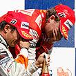 фото, Гран-при Бельгии, Формула-1, Форс-Индия, Кими Райкконен, Феррари, Джанкарло Физикелла