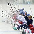сборная России U18, ФХР, чемпионат Чехии, сборная Чехии U18, Федерация хоккея Чехии, Юрий Румянцев, Мемориал Глинки