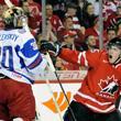 молодежная сборная России, видео, молодежная сборная Канады, молодежный чемпионат мира