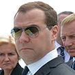 сборная России, ЧМ-2014, Дмитрий Медведев