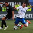 «Динамо» открыло сезон в Лиге Европы. Как это было