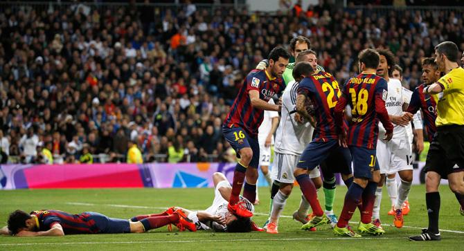 Примера. Реал - Барселона 3:4. Сытые игры - да не погаснет пламя! - изображение 5