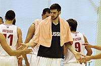 сборная России, сборная Сербии, Чемпионат Европы по баскетболу-2015