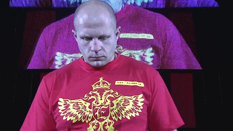 Последний бой Федора Емельяненко. Как это было