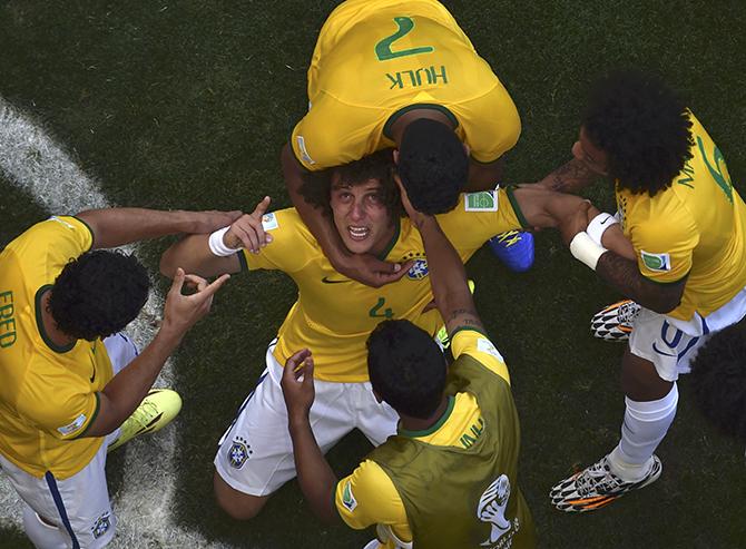 Бразилия - Чили 1:1 (3:2). Браво для Ла Рохи, четвертьфинал для Селесао - изображение 4