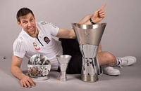Андрес Носьони, Turkish Airlines Euroleague, Реал, Фелипе Рейес, чемпионат Испании