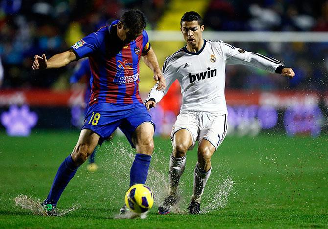 Водные игры. Обзор 11-го тура чемпионата Испании