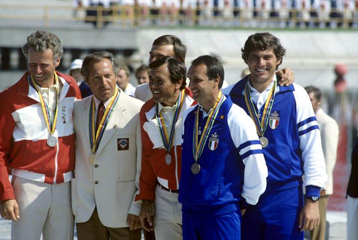 Валентин Манкин, Москва-1980, Александр Музыченко