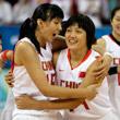 сборная Китая жен, сборная Беларуси жен, Амайя Вальдеморо, сборная России жен, Пекин-2008, сборная Испании жен, Пенни Тэйлор