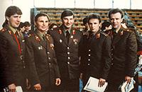 Владислав Третьяк, Вячеслав Фетисов, сборная СССР, Владимир Крутов