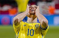 Златан Ибрагимович, Эмиль Форсберг, квалификация Евро-2016, сборная Швеции, видео, сборная Дании