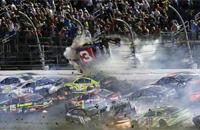 происшествия, NASCAR