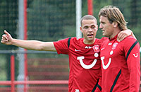 Дмитрий Булыкин, высшая лига Голландия, Твенте, фото