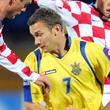 сборная Украины, сборная Хорватии, Андрей Шевченко, квалификация ЧМ-2010, Денис Голайдо