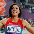 бег, сборная России жен, Наталья Антюх, Лондон-2012