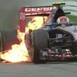 происшествия, Гран-при Германии, Торо Россо, Формула-1, Даниил Квят