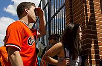 болельщики, MLB, Балтимор