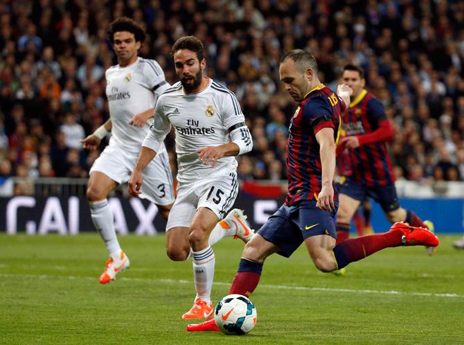 Примера. Реал - Барселона 3:4. Сытые игры - да не погаснет пламя! - изображение 3
