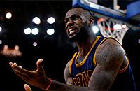 Великие неудачники. Леброн Джеймс и другие звезды НБА, проигравшие больше всех финалов