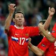 сборная России, сборная Греции, Гус Хиддинк, Евро-2008, Отто Рехагель