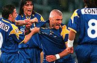 Фабрицио Раванелли, фото, Лига чемпионов, Ювентус