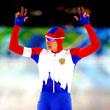 сборная России (коньки), Ванкувер-2010, Иван Скобрев, 5000 м (коньки)