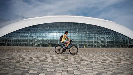 Что стало с Сочи после Олимпиады
