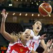 сборная России жен, сборная Южной Кореи жен, Пекин-2008