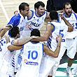 сборная Словении, сборная Греции, Евробаскет-2009