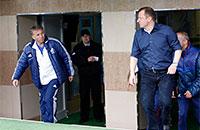 Дан Петреску, Доринел Мунтяну, фото, Мордовия, Динамо Москва, Премьер-лига Россия