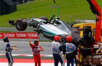 Льюис Хэмилтон, Нико Росберг, Формула-1, Гран-при Австрии, Мерседес