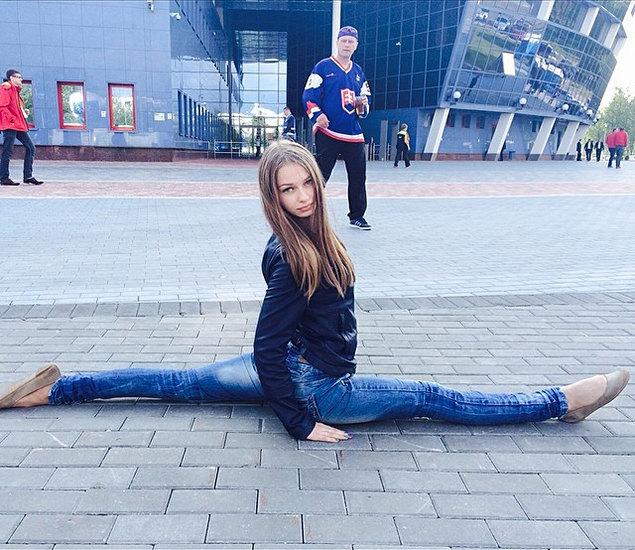 Хоккей девушки болельщицы фото