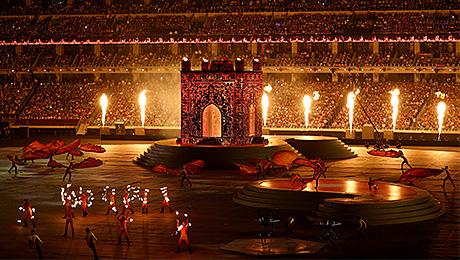 Будут ли вторые Игры? Церемония закрытия мини-Олимпиады в Баку