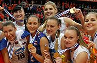 чемпионат Европы жен, сборная России жен, сборная Голландии жен