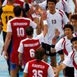 сборная России, Пекин-2008, Владимир Максимов, сборная Франции, сборная Южной Кореи